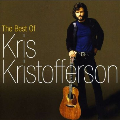 VINYLO.SK | KRISTOFFERSON, KRIS - THE VERY BEST OF KRIS KRISTOFFERSON [CD]