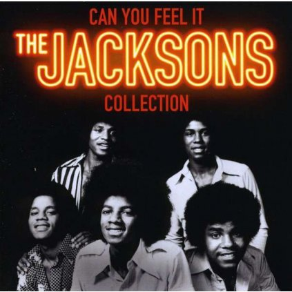 VINYLO.SK | JACKSONS - CAN YOU FEEL IT - THE JACKSONS COLLECTION [CD]