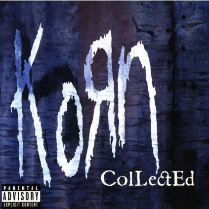 VINYLO.SK | KORN - COLLECTED [CD]