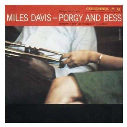 VINYLO.SK | DAVIS, MILES - PORGY & BESS [CD]
