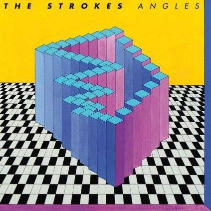 VINYLO.SK | STROKES - ANGLES [CD]
