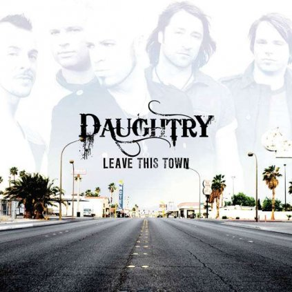 VINYLO.SK | DAUGHTRY - LEAVE THIS TOWN [CD]