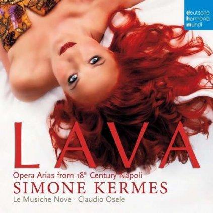 VINYLO.SK   KERMES, SIMONE - LAVA:OPERA ARIAS FROM 18TH CENTURY [CD]