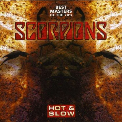 VINYLO.SK   SCORPIONS - HOT & SLOW: BEST MASTERS OF THE 70'S [CD]
