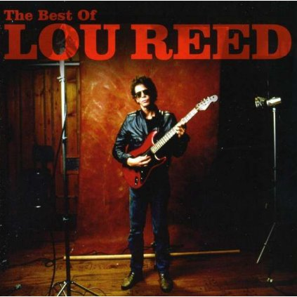 VINYLO.SK | REED, LOU - THE VERY BEST OF LOU REED [CD]
