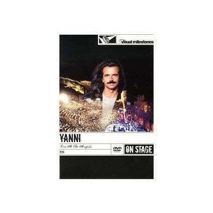 VINYLO.SK | YANNI - LIVE AT THE ACROPOLIS [DVD]