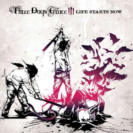 VINYLO.SK | THREE DAYS GRACE - LIFE STARTS NOW [CD]