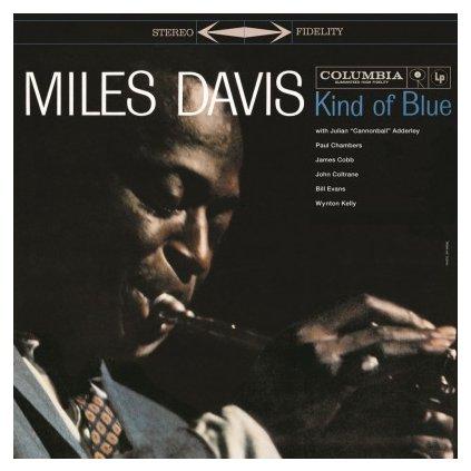 VINYLO.SK | DAVIS, MILES - KIND OF BLUE (2LP)180GR. / REMASTERED / INCL. 2 BONUS TRACKS
