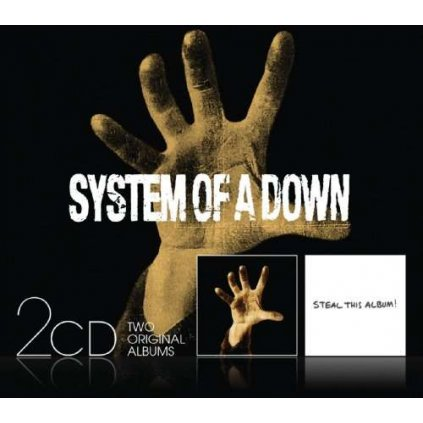 VINYLO.SK | SYSTEM OF A DOWN - SYSTEM OF A DOWN / STEAL THIS ALBUM [2CD]