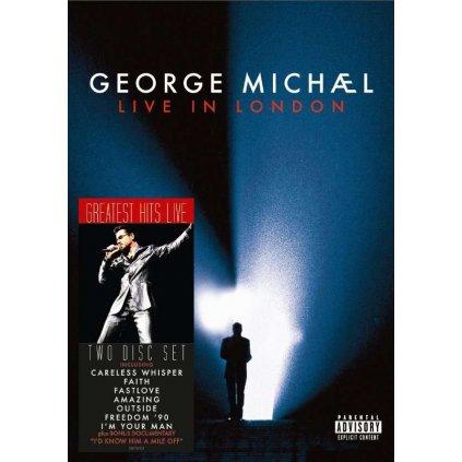 VINYLO.SK | MICHAEL, GEORGE - LIVE IN LONDON [2DVD]