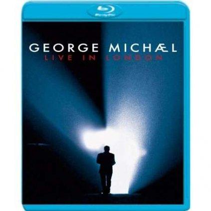 VINYLO.SK | MICHAEL, GEORGE - LIVE IN LONDON [Blu-Ray]