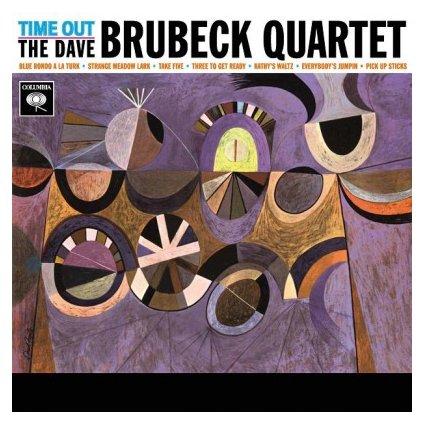 VINYLO.SK | BRUBECK, DAVE -QUARTET- - TIME OUT (LP)180GR.