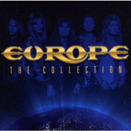 VINYLO.SK | EUROPE - THE COLLECTION [CD]