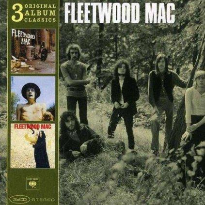 VINYLO.SK | FLEETWOOD MAC - ORIGINAL ALBUM CLASSICS [3CD]