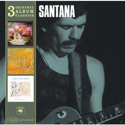 VINYLO.SK | SANTANA - ORIGINAL ALBUM CLASSICS [3CD]