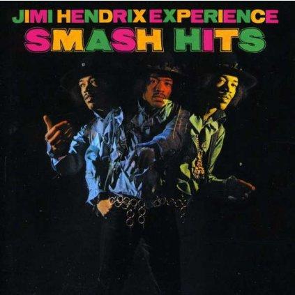 VINYLO.SK | HENDRIX, JIMI -EXPERIENCE- - SMASH HITS [CD]