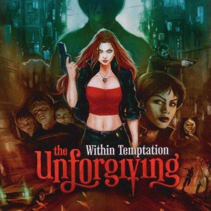 VINYLO.SK | WITHIN TEMPTATION - THE UNFORGIVING [CD]