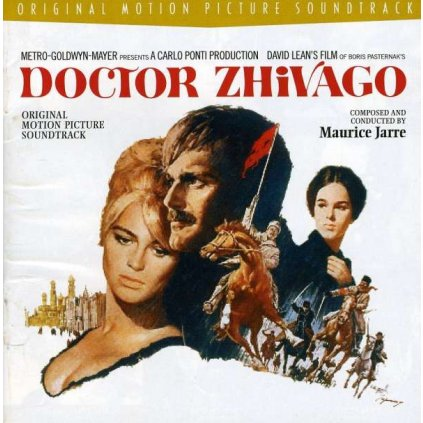 VINYLO.SK | OST - DOCTOR ZHIVAGO [CD]