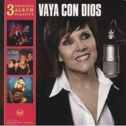 VINYLO.SK | VAYA CON DIOS - ORIGINAL ALBUM CLASSICS [3CD]