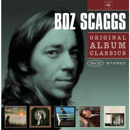 VINYLO.SK | SCAGGS, BOZ - ORIGINAL ALBUM CLASSICS [5CD]