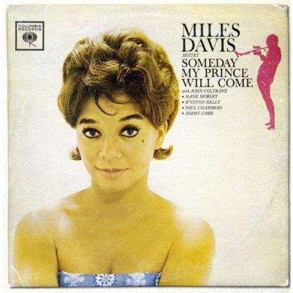 VINYLO.SK | DAVIS, MILES - SOMEDAY MY PRINCE WILL COME [CD]