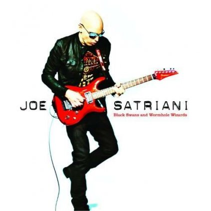 VINYLO.SK | SATRIANI, JOE - BLACK SWANS AND WORMHOLE. [CD]