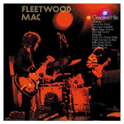 VINYLO.SK | FLEETWOOD MAC - GREATEST HITS (LP)180GR. AUDIOPHILE PRESSING / GATEFOLD