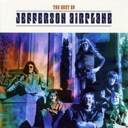 VINYLO.SK   JEFFERSON AIRPLANE - THE BEST OF JEFFERSON AIRPLANE [CD]