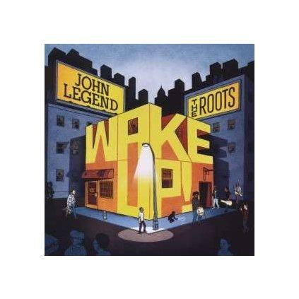 VINYLO.SK | LEGEND, JOHN & THE ROOTS - WAKE UP! [CD]