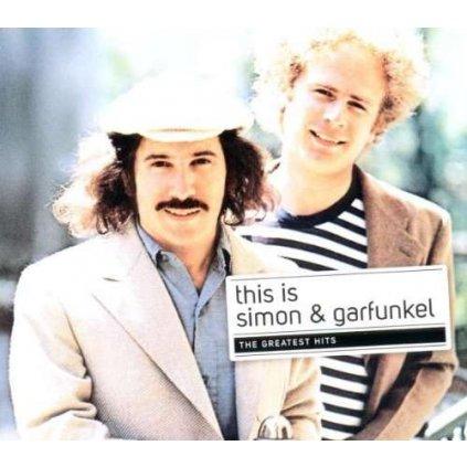 VINYLO.SK   SIMON & GARFUNKEL - THIS IS (GREATEST HITS) [CD]
