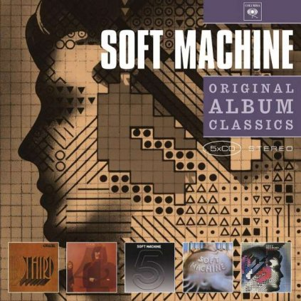 VINYLO.SK | SOFT MACHINE - ORIGINAL ALBUM CLASSICS [5CD]