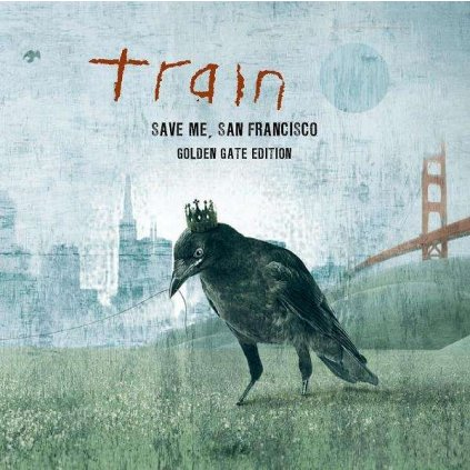 VINYLO.SK | TRAIN - SAVE ME, SAN FRANCISCO (GOLDEN GATE EDITION) [CD]