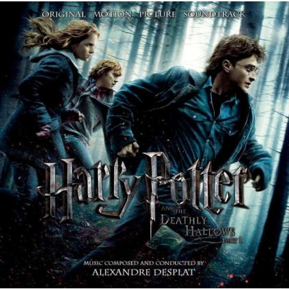 VINYLO.SK | OST - HARRY POTTER AND THE DEATHLY HALLOWS PART 1 [CD]