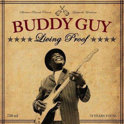 VINYLO.SK | GUY, BUDDY - LIVING PROOF [CD]