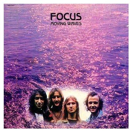 VINYLO.SK | FOCUS - MOVING WAVES (LP)180GR.