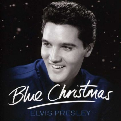 VINYLO.SK | PRESLEY, ELVIS - BLUE CHRISTMAS [CD]