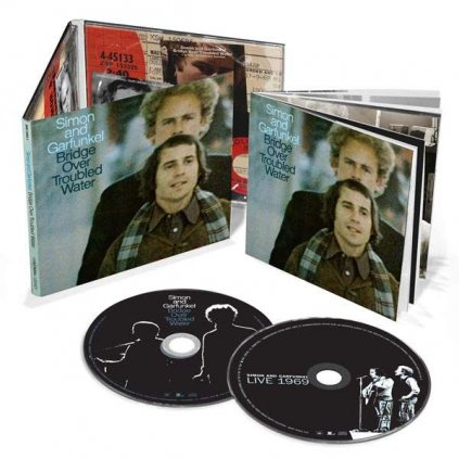 VINYLO.SK | SIMON & GARFUNKEL - BRIDGE OVER TROUBLED WATER / 40th Anniversary / Deluxe [2CD]