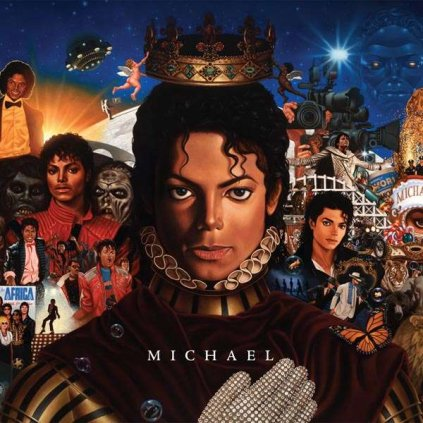 VINYLO.SK | JACKSON, MICHAEL - MICHAEL [CD]