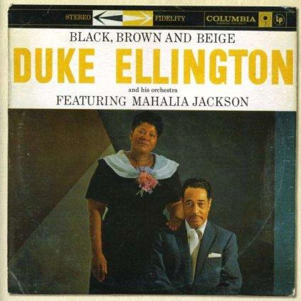 VINYLO.SK | ELLINGTON, DUKE - BLACK, BROWN AND BEIGE [CD]