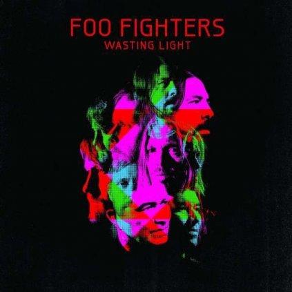 VINYLO.SK | FOO FIGHTERS - WASTING LIGHT / GAT [2LP]