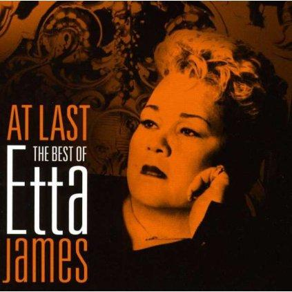 VINYLO.SK | JAMES, ETTA - AT LAST:THE BEST OF [CD]