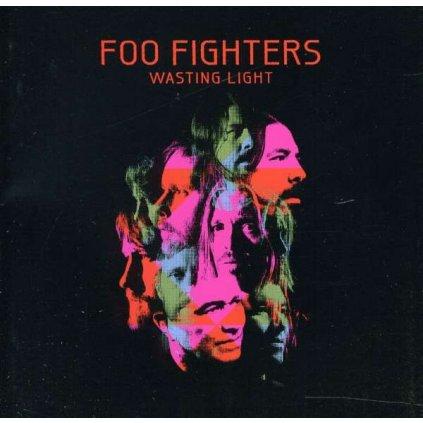 VINYLO.SK | FOO FIGHTERS - WASTING LIGHT [CD]