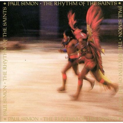 VINYLO.SK | SIMON, PAUL - RHYTHM OF THE SAINTS [CD]