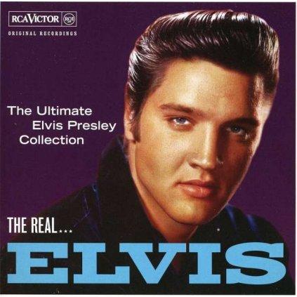 VINYLO.SK | PRESLEY, ELVIS - THE REAL... ELVIS [CD]