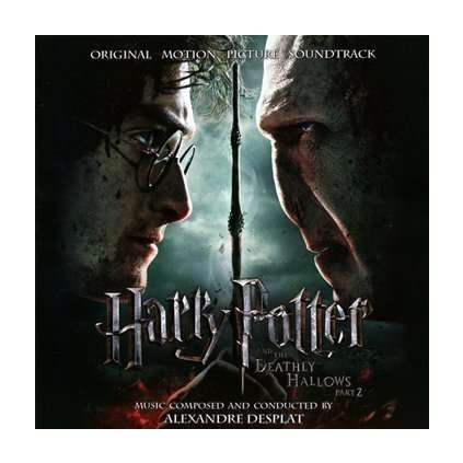 VINYLO.SK | OST - HARRY POTTER AND THE DEATHLY HALLOWS PART 2 [CD]