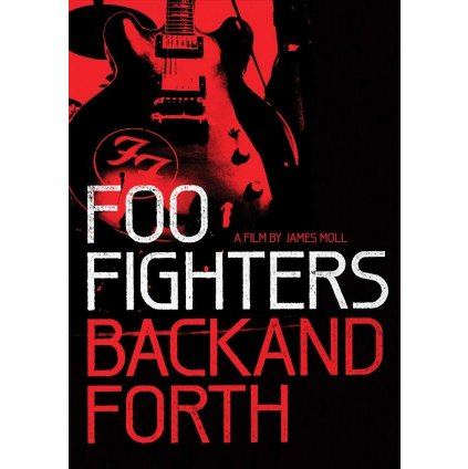 VINYLO.SK | FOO FIGHTERS - BACK & FORTH [DVD]