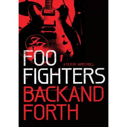 VINYLO.SK | FOO FIGHTERS - BACK & FORTH [Blu-Ray]