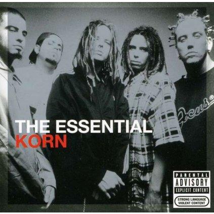 VINYLO.SK | KORN - THE ESSENTIAL KORN [2CD]
