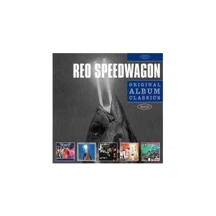 VINYLO.SK | REO SPEEDWAGON - ORIGINAL ALBUM CLASSICS [5CD]