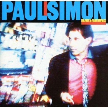VINYLO.SK | SIMON, PAUL - HEARTS AND BONES [CD]